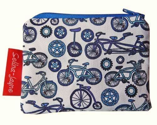 Selina-Jayne Bicycles Limited Edition Designer Coin Purse