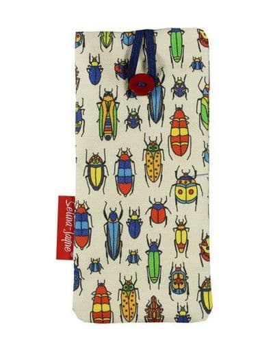 Selina-Jayne Insects Limited Edition Designer Soft Glasses Case