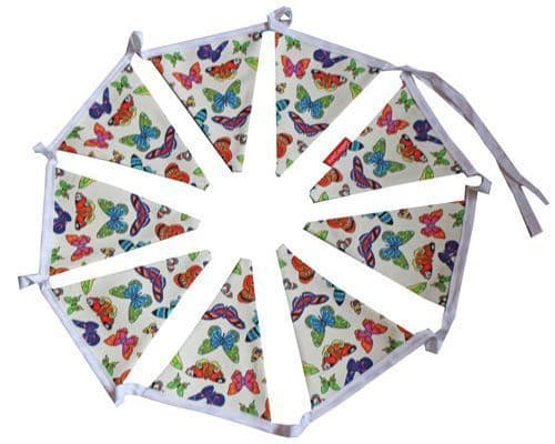 Selina-Jayne Butterfly Limited Edition Designer Bunting