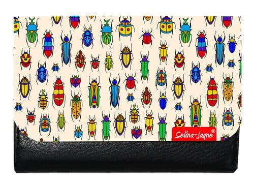 Selina-Jayne Insects Limited Edition Designer Small Purse