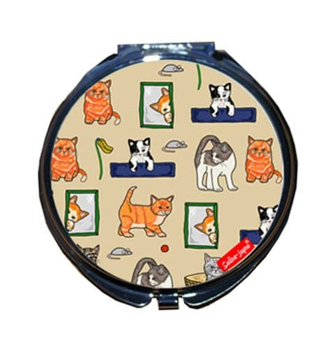 Selina-Jayne Kittens Limited Edition Compact Mirror