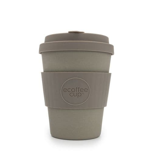 12oz I am Grey Reusable Takeaway Cup