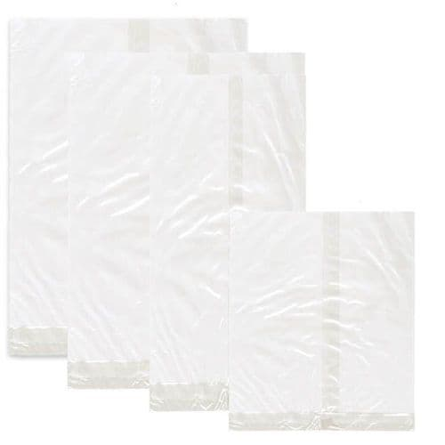 NatureFlex Clear Sealable Bags Range
