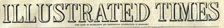 1857 ILLUSTRATED TIMES Newspaper PHIZ John Russell WESTMINSTER ELECTIONS (2010)