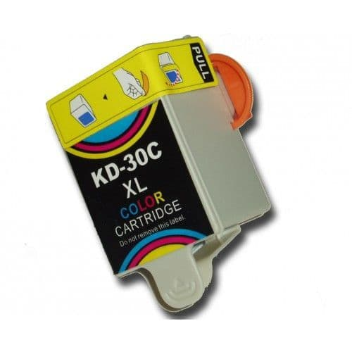 1-Chipped-High-Capacity-K30C-Compatible-Kodak-30-Easyshare-Colour-Ink-Cartridge