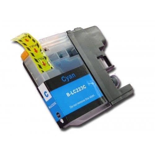 1 x Brother LC223C Cyan (Blue) Compatible Ink Cartridge