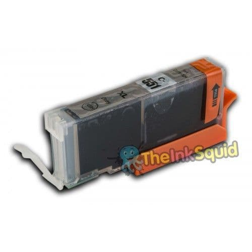 1 x Compatible Canon CLI-551 GY Grey Ink Cartridge