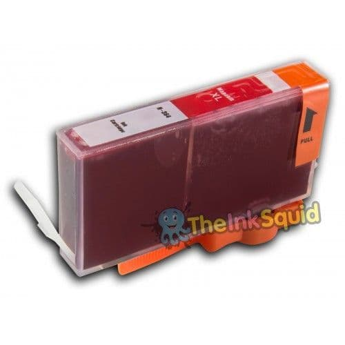1 x Magenta/Red High-Capacity HP 364 XL Compatible Chipped Ink Cartridge (CB319EE)