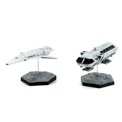 2001: A Space Odyssey Orion III and Moon Rocket Bus Set of 2  Belline