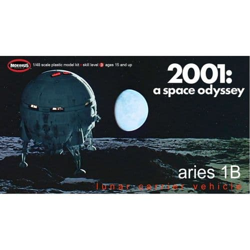 2001 Aries 1B - Large Scale kit from Moebius Models