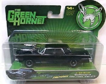 GREEN HORNET BLACK BEAUTY FIREPOWER MODE 1:50 SCALE DIECAST FACTORY ENT