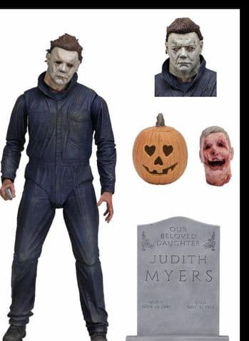 "Halloween Michael Myers 7"" Action Figure NECA"