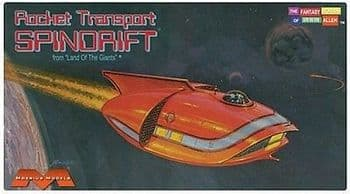 LAND OF THE GIANTS SPINDRIFT MODEL KIT MOEBIUS MODELS