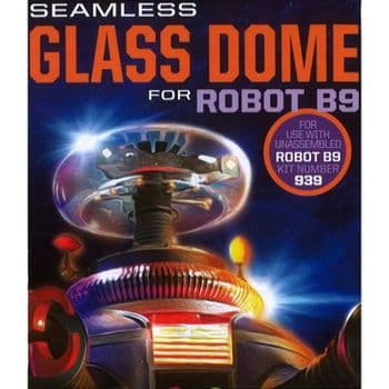 Lost In Space Robot Retrofit Glass Dome 1:6 Scale Moebius Models