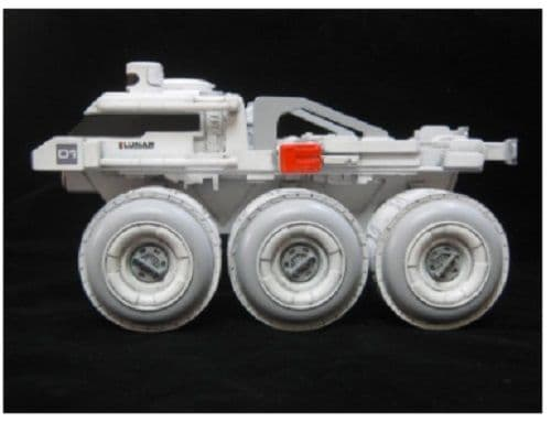 Monn Lunar Rover Vehicle From UNCL Models
