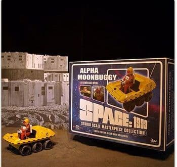 SPACE 1999 1:24 SCALE ALPHA MOONBUGGY LIMITED EDITION OF 200 ONLY WORLDWIDE