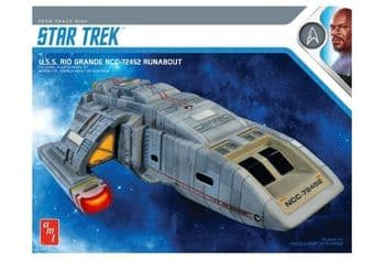 Star Trek DS9 Rio Grande Runabout 1:72 Sacle Model Kit