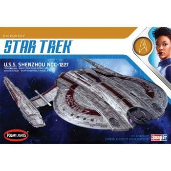 Star Trek U.S.S Shenzhou 1:2500 Scale Model Kit