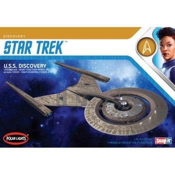 Star Trek U.S.S. Discovery 1:2500 Scale Model Kit