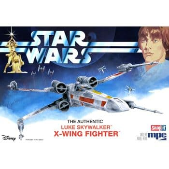 Star Wars: A New Hope X-Wing Fighter 1.63 (SNAP Kit)