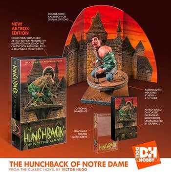 The Hunchback of Notre Dame from Doll & Hobby GA
