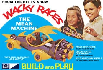 Wacky Races - Dick Dastardly's Mean Machine from MPC