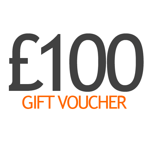 £100 Voucher - Delivered Via Email