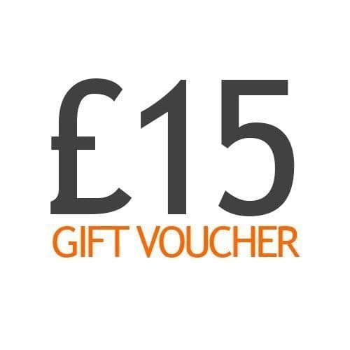 £15 Voucher - Delivered via email