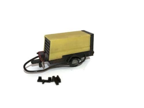 AX098-OO Compressor With Jack Hammer & Tow Bars – OO/4mm/1:76