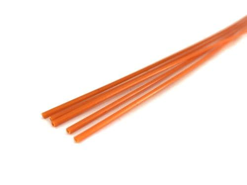 AX106-O Orange UTX Cable Ducting / Trunking (2mm x 280mm) O/7mm/1:43