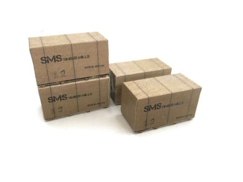 AX144-OO Stacked Plywood Lorry / Wagon Loads (Pack of 4) - OO/4mm/1:76