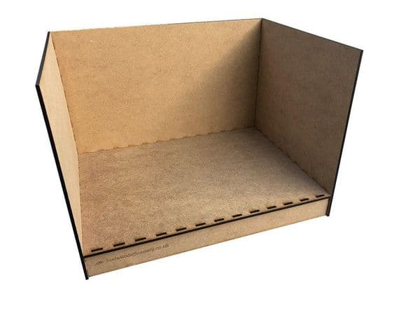 BB010 Diorama Baseboard Large Double Ended