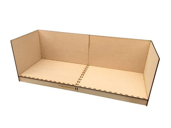 BB017 Micro Layout Baseboard In A Box #1 (1102 x 250 x 221mm)