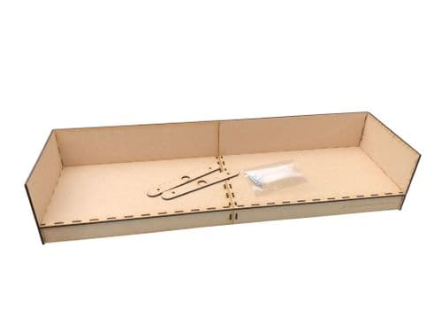 BB018 Micro Layout Baseboard In A Box #2 (730 x 95 x 207mm)