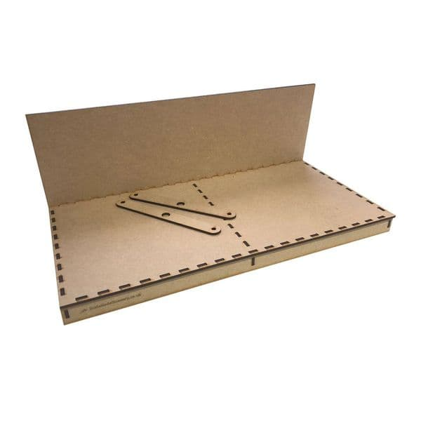 BB021 Micro Layout Baseboard In A Box - Centre Extension for BB017 & BB020