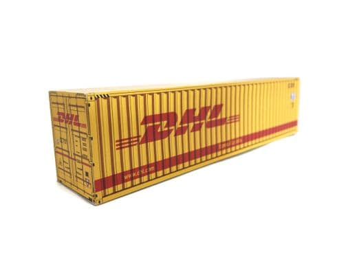 CT005-OO DHL Logistics 40ft Container Card Kit (Pack of 2) - OO/4mm/1:76