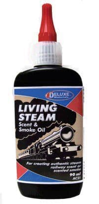 Deluxe Materials AC-21 Living Steam Scented Smoke Oil