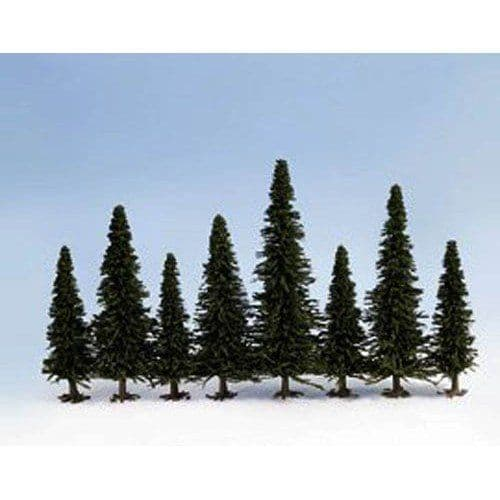 Gaugemaster GM122 25 Fir Trees OO/HO/N/TT