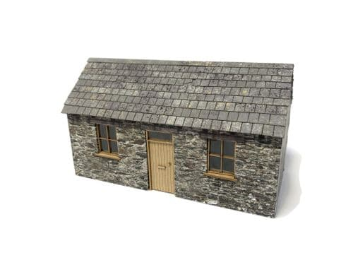 KX063-OO Outbuilding / Workshop - OO/4mm/1:76