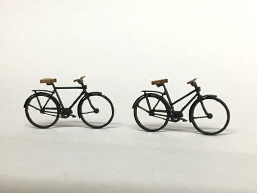 LX041-OO Bicycles (Pack of 25) OO/4mm/1:76