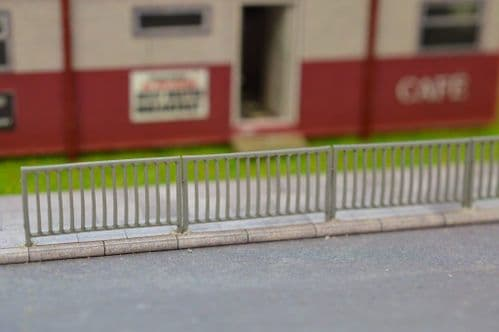 LX044-OO Laser Cut Pedestrian Railings OO/4mm/1:76