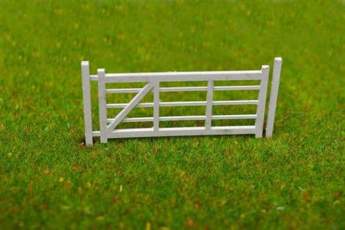 LX053-OO Laser Cut GWR Style Gates (Pack of 3) OO/4mm/1:76