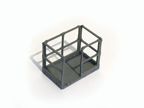 LX149-OO Relay Box/Trackside Platforms (Small Pack of 3) OO/4mm/1:76