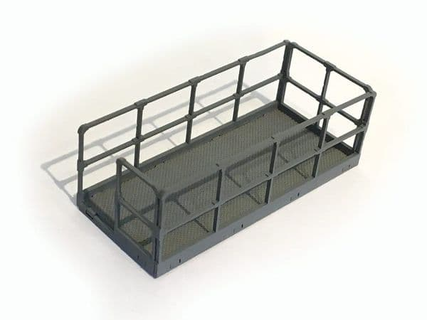 LX151-OO Relay Box/Trackside Platforms (Large Pack of 2) OO/4mm/1:76