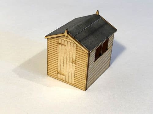 LX154-OO Garden Sheds (Pack of 2) OO/4mm/1:76