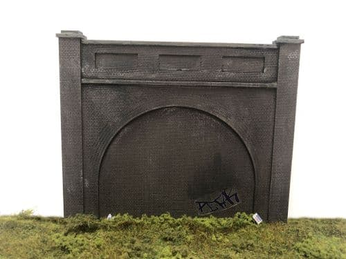 LX206-OO Low Relief Brick Railway Arches (Pack of 1) - OO/4mm/1:76