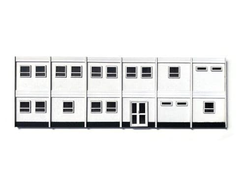 LX390-OO Modular Temporary Site Offices - OO/4mm/1:76