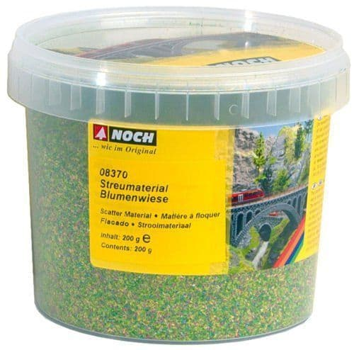 Noch 08370 Grass Scatter Bulk Tub Meadow (200g)