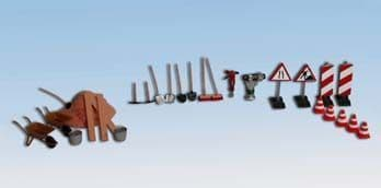 Noch 14805 Road Building Tools OO/HO