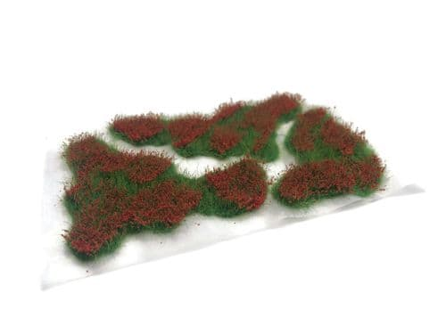 Scale Model Scenery FB006-OO Large Poppy Patches - OO/4mm/1:76